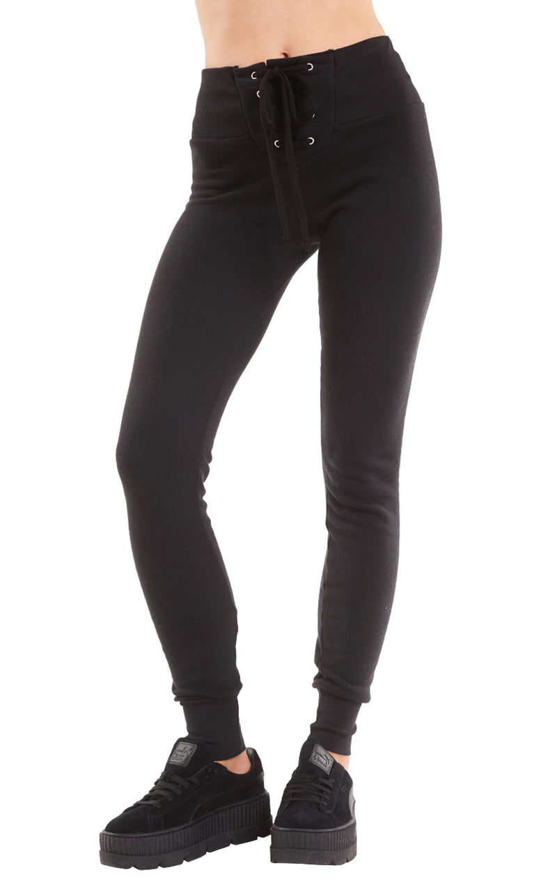 Wildfox Fifi Skinny Sweats