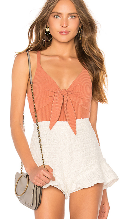 MINKPINK Andalusia Bodysuit