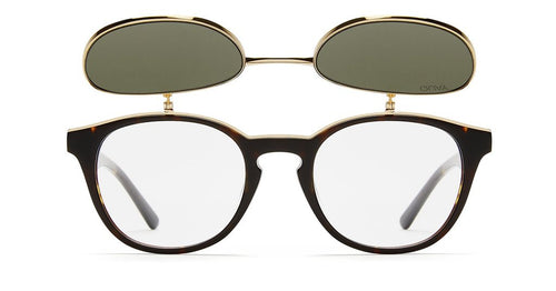 Quay Penny Royal Flip Sunglasses