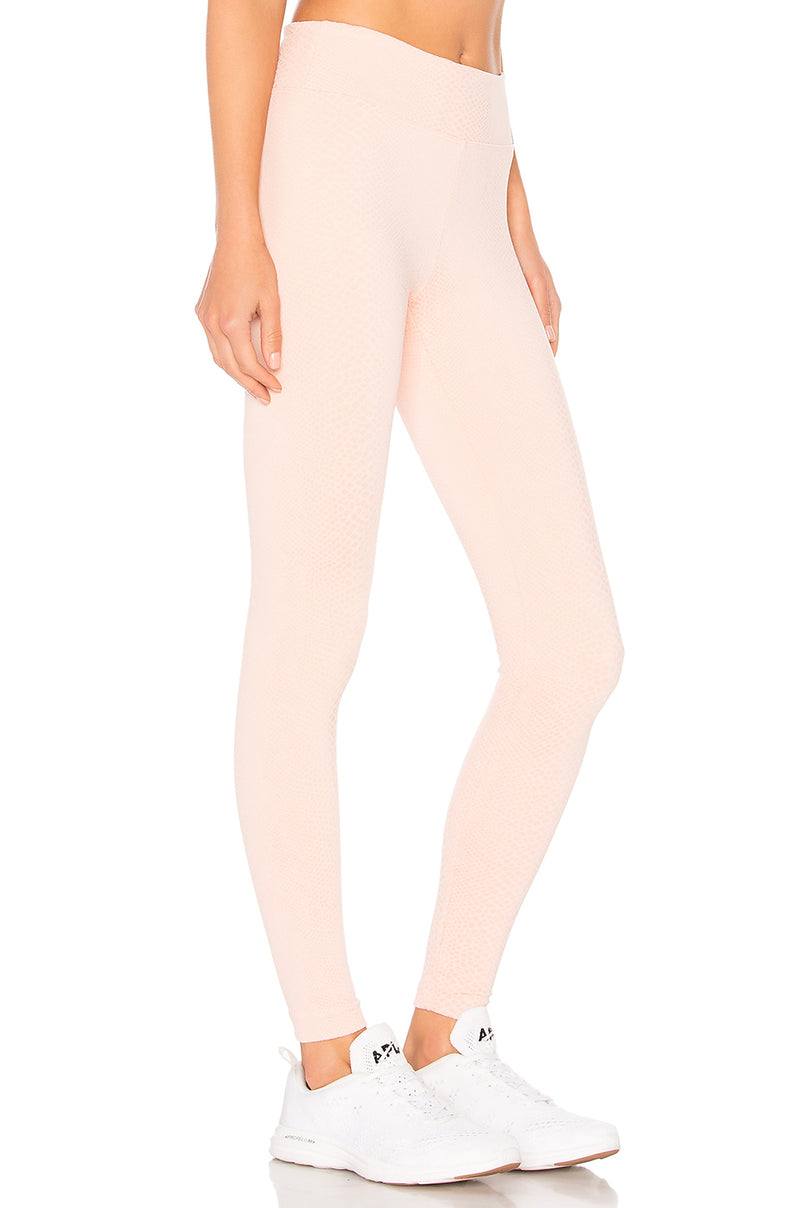 Koral Drive High Rise Serpentine Legging Cameo Snake