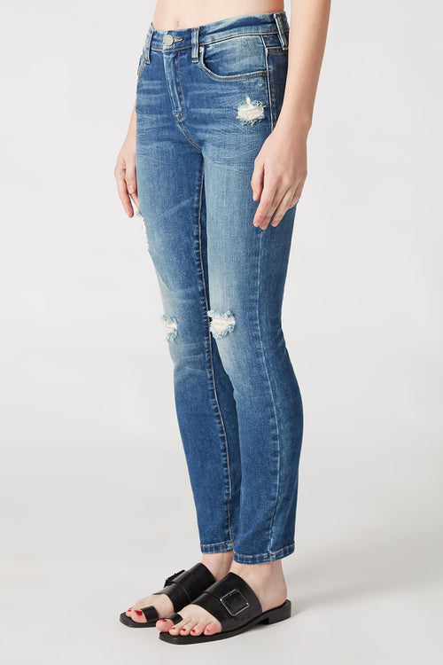 Blank NYC The Bond Beginner's Luck Jeans