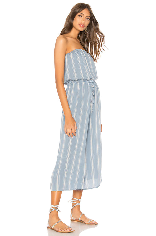 Blue Life Bell Jumper Bluebell Boho Stripe