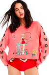 Wildfox Love Me Tender Sommers Sweater
