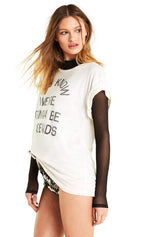 Wildfox Legends Manchester Tee Shirt