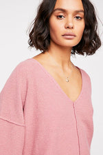 Free People Take Me Places Pullover