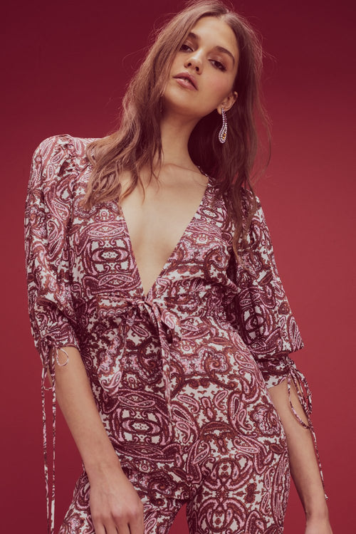 For Love and Lemons Georgi Jumpsuit