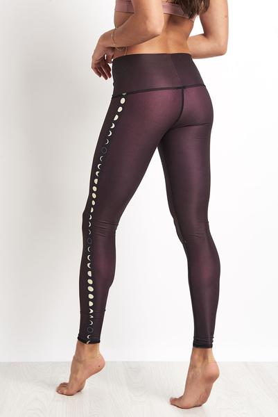 Teeki Black Moon Hot Pant Legging