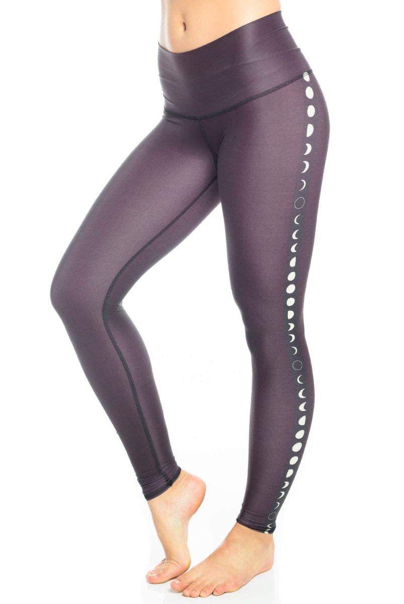 e9a1286cbb5fa Teeki Black Moon Hot Pant Legging – Bliss Bandits