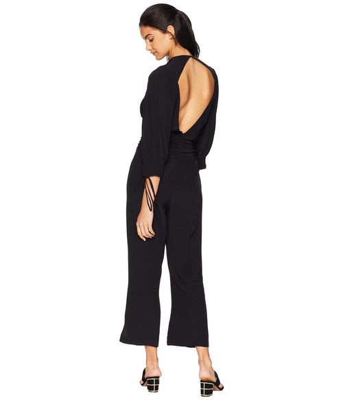 For Love and Lemons Georgi Jumpsuit Noir
