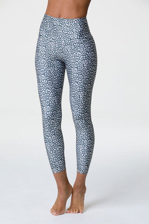 Onzie Sandy Cat High Rise Midi Legging