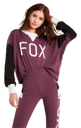 Wildfox True Love Fox Sweatshirt