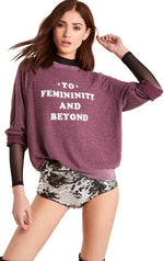 Wildfox Femininity Sommers Sweater