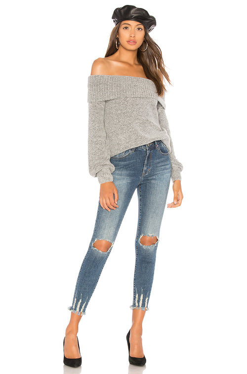 One Teaspoon High Waist Freebirds Jeans Oxford