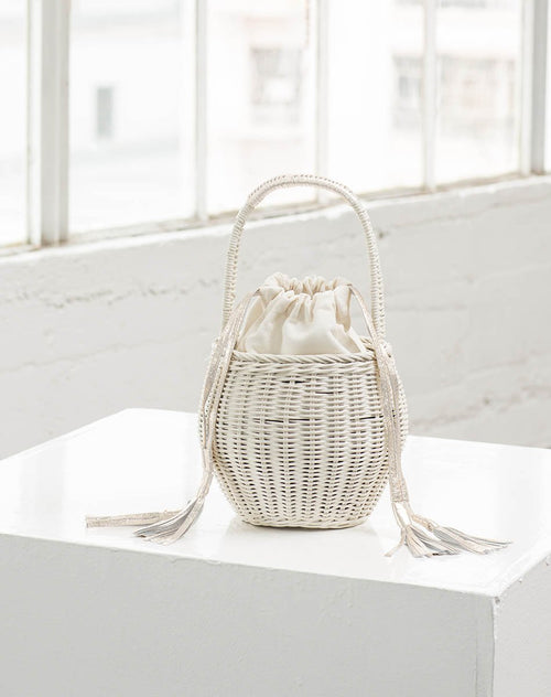 Cleobella Daria Wicker Bag