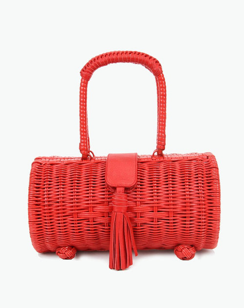 Cleobella Clarissa Wicker Bag