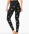 Beyond Yoga Pineapple High Waisted Midi Leggings