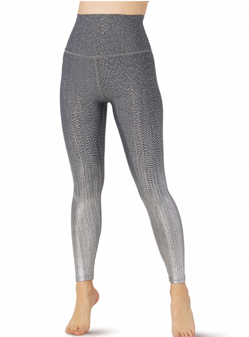 Beyond Yoga Drip Dot High Waisted Midi Legging