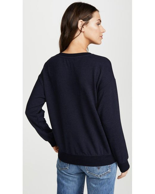 SUNDRY Cherries Basic Sweatshirt