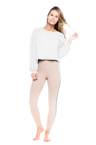Strut This Teagan Ankle Tortoise Leggings