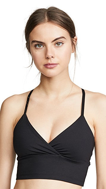 Beyond Yoga Sportflex Criss Cross Top