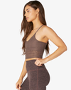 Beyond Yoga Mesh in Line Cropped Tank Top