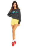 Wildfox Equal Baggy Beach Jumper Sweater