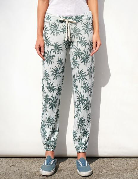 Sundry Palm Trees Basic Sweatpants Dew