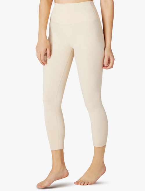 Beyond Yoga Spacedye Walk And Talk High Waisted Capri Legging