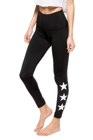 Strut This Havanna Ankle Legging Black/Neon