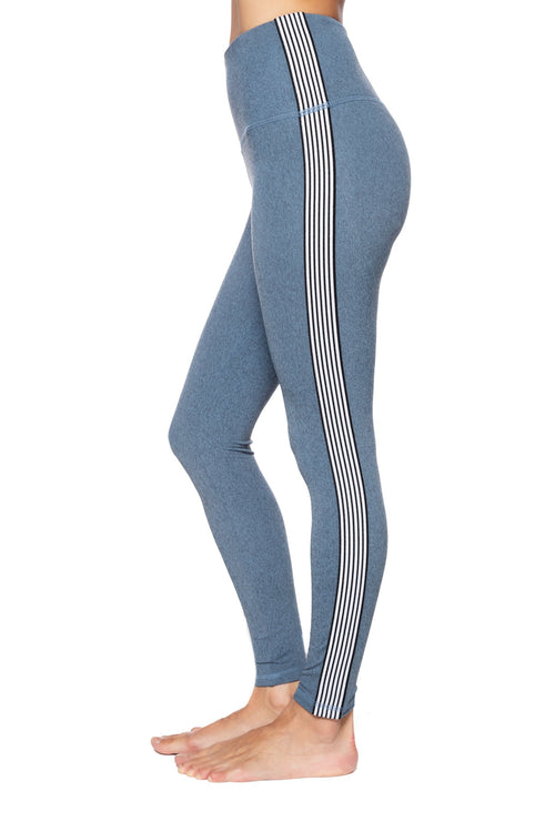 Strut This Sage Ankle Legging Baby Blue