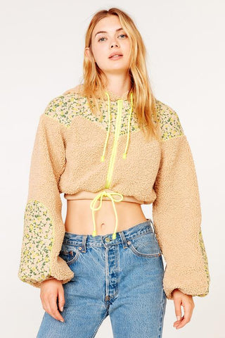 Spell & the Gypsy Kimba Knit Sweater Almond