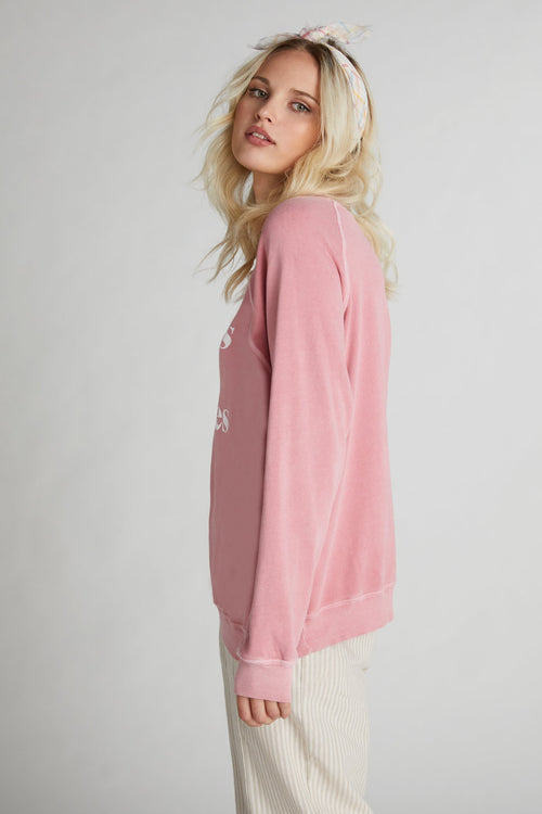 WILDFOX Puppies and Pastries Sommers Sweatshirt
