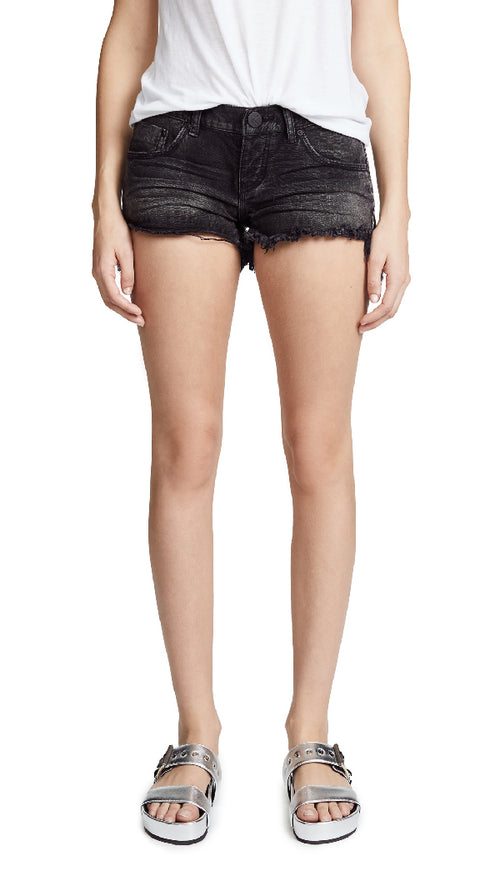 One Teaspoon Double Bass Bonita Jean Short