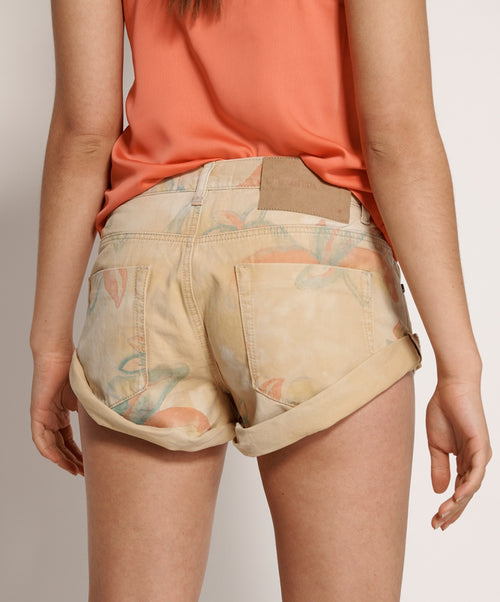 One Teaspoon Tropical Bandits Jean Shorts