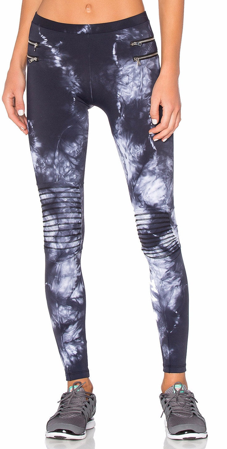 Outlet Online Tie Dye Legging in Blue Blue Life 2018 New Fast Delivery For Sale BbqgxUyAqc