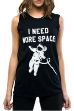 Suburban Riot Space Muscle Tank