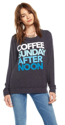 Chaser Coffee Sunday Afternoon Pullover