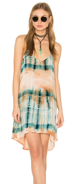 Blue Life Exile Dress Desert Citrine