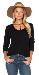 LNA Strap Sweater
