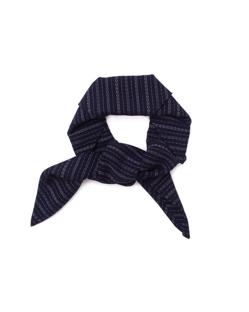 Vanessa Mooney The Thea Bandana Navy