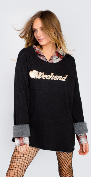 Wildfox Weekend Morning Sweatshirt