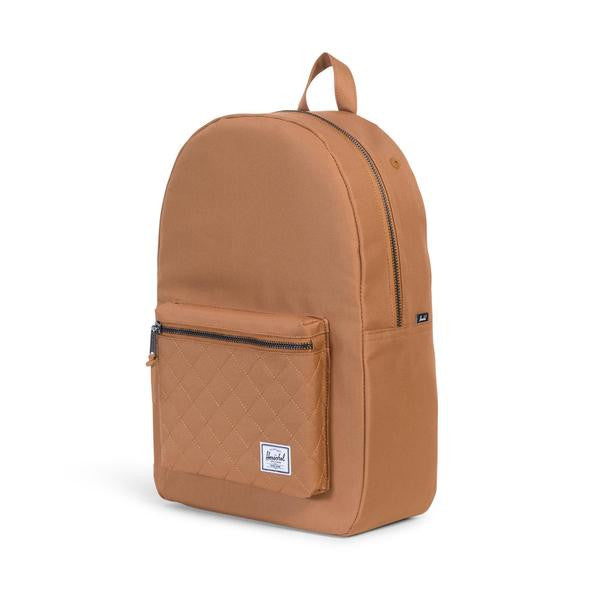 Herschel Cramel Quilted Settlement Backpack