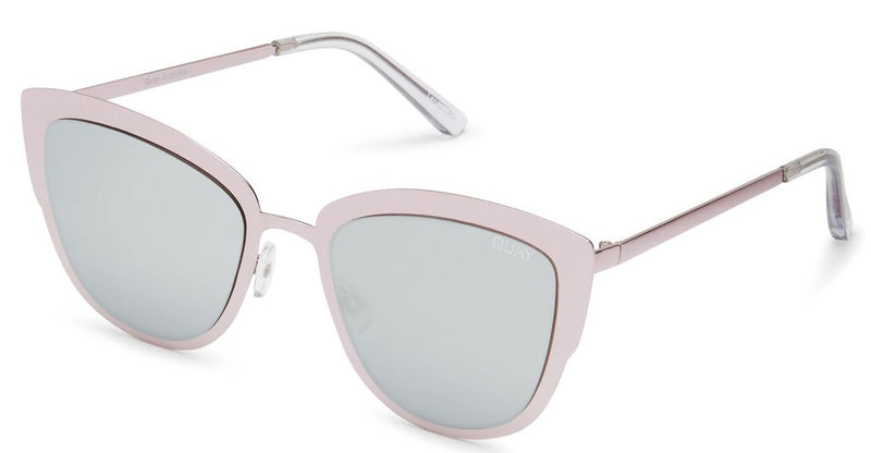 Quay Super Girl Mirror Sunglasses
