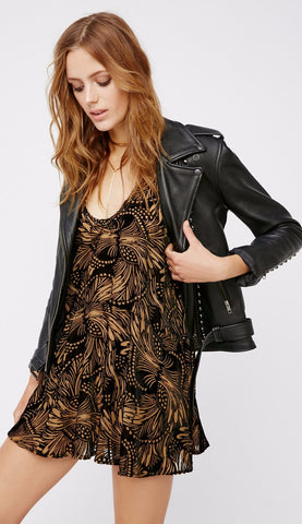 Free People Ellie Mini Dress