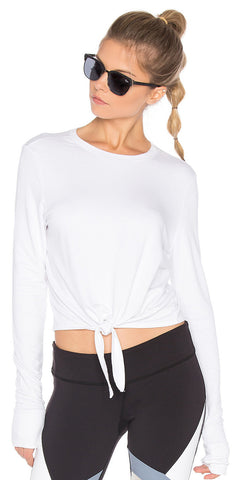 Splits59 Volley Pullover White