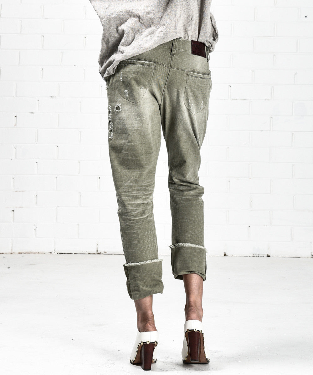 One Teaspoon Militaire Cavalries Pants