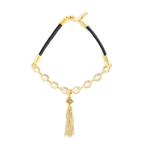 Vanessa Mooney The Payton Bracelet Black