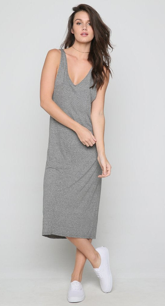 Tori Paver Cross Back Odel Dress