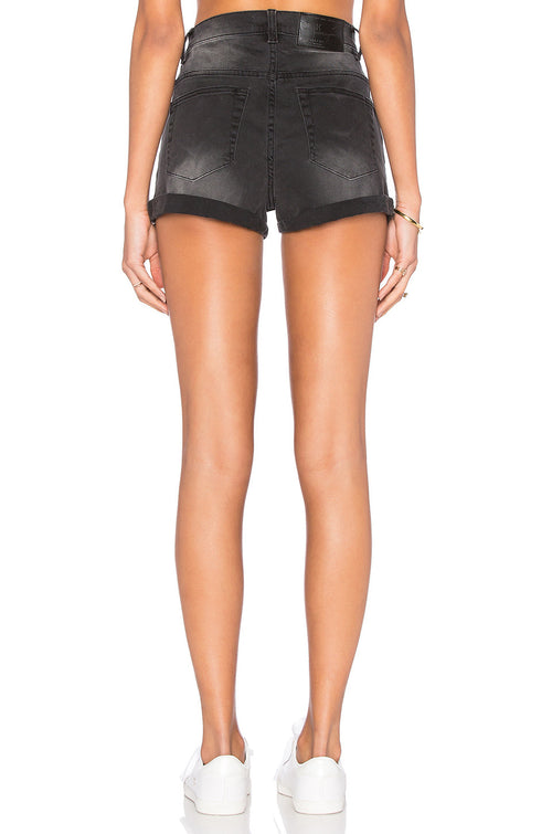 One Teaspoon Dark Fantasy Hartlets Shorts