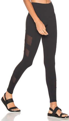 Strut This Havana Ankle Legging Black/Grey/White
